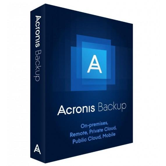 Acronis Backup Std Workstation - server