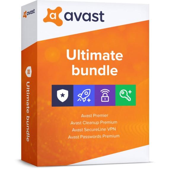 Avast Ultimate - Retail BOX